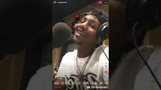 Emtee full interview on Mlobo wenene  fm speaking Xhosa