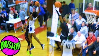 DUNK OF THE YEAR ALREADY???  - Isaiah Jackson & Matthew-Alexander Moncrieffe POSTERS