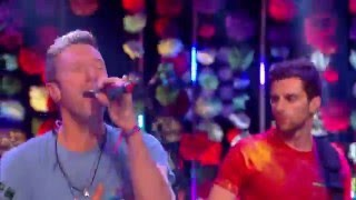 Coldplay - Adventure of a Lifetime - Top of the Pops - BBC One