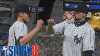 Sliding in the Standings - MLB The Show 16 - Road to the Show w/ZOD ep. 25