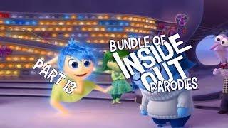Bundle of Inside Out Parodies Part 13 (Inside Out Parody)