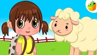 Mary Had a Little Lamb | English Nursery Rhymes | Magicbox English Kids Channel