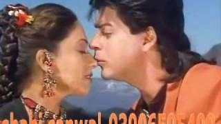 Dekha Tujhe To.. Ho Gayi Deewani - Koyla - 1997.mp4