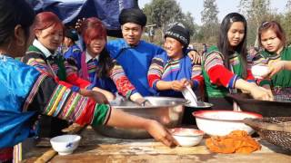 Lisu tradition wedding