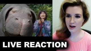 Okja Trailer REACTION