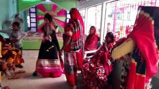 Village Girls Stage Dance HD at Bogra