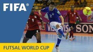 Fantastic five Italians shoot into semi-finals