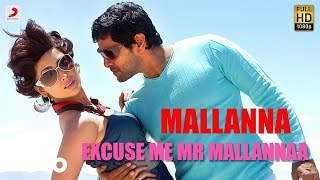 Mallanna  Excuse Me Mr Mallannaa Video  Vikram Shreya  Devi Sri Prasad