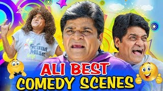 Ali Best Comedy Scenes | South Indian Hindi Dubbed Best Comedy Scenes