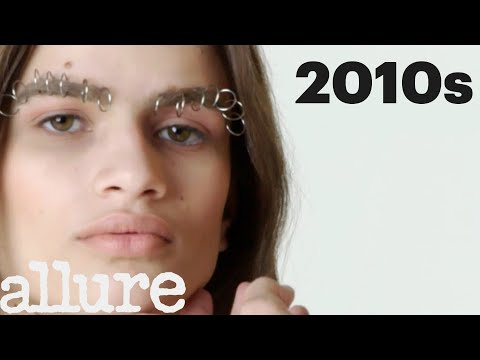 100 Years of Brows | Allure