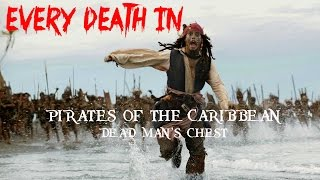 EVERY DEATH IN #54 Pirates of the Caribbean: Dead Man's Chest (2006)