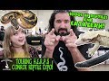 Download Video Download TOURING H.E.R.P.S. CONROE REPTILE EXPO! (collab with CATALEAH!) 3GP MP4 FLV