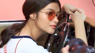 Behind the Scenes of Liza Soberano's Uber-Cool Pictorial