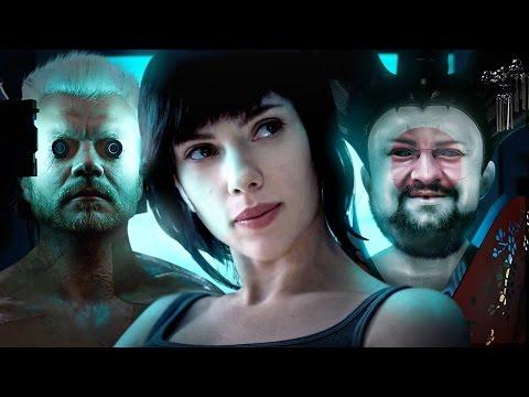 ENTREVISTAMOS A SCARLETT JOHANSON Ghost in the Shell NerdOffice S08E13