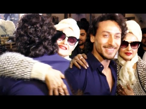 Xxx Mp4 Tiger Shroff And Rekha Lovely Moment 3gp Sex