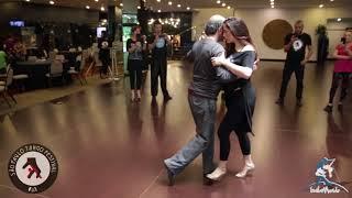 Baila Mundo - Ciccio Aiello e Sofia Galanaki (São Paulo Tango Festival 2018)