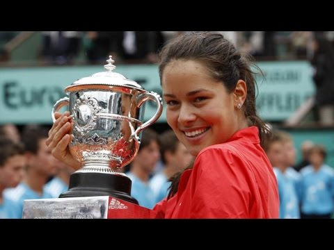Xxx Mp4 Five Tennis Players That Retired Way Too Soon Featuring Bjorn Borg Ana Ivanovic And Justine Henin 3gp Sex