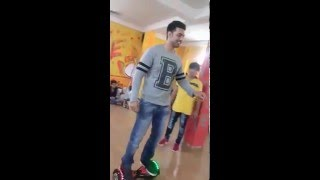 Dev rehearsal for Mirchi Music Awards 2016 l Bengali l Egiye De