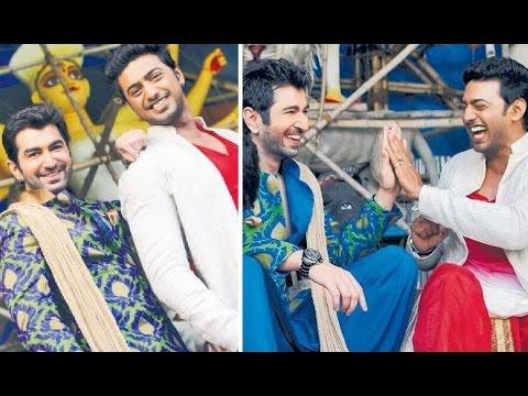 Xxx Mp4 কলকাতার নতুন ছবিতে দেব ও জিৎ একসাথে নায়িকা কোয়েল মল্লিক Dev Jeet New Bangla Movie 2016 3gp Sex