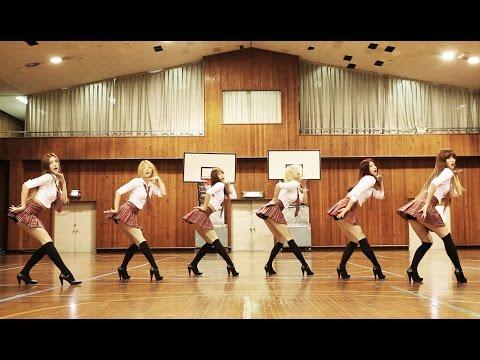 Xxx Mp4 HELLOVENUS 헬로비너스 끈적끈적 StickySticky 스쿨룩 안무 Choreography School Girl Look Ver 3gp Sex
