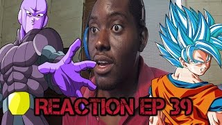 Dagonball Super 39  Reaction and review