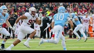 Solomon Thomas (Stanford) vs. North Carolina (2016)