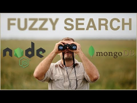 How to Create Fuzzy Search with Express JS and Mongoose