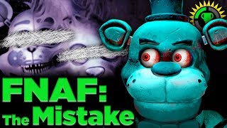 Game Theory: The FNAF 7 Oopsie! Scott's Problem With Fanart