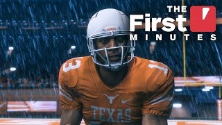 The First 20 Minutes of Madden 18 Longshot Gameplay