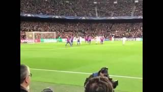 الهدف السادس التاريخي لبرشلونة والفرحة بعده.. هل كنت تتوقع ذلك من برشلونة ؟