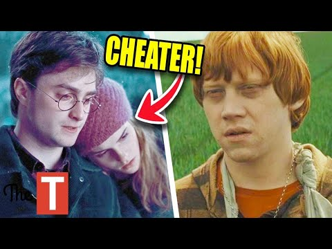 10 Dark Harry Potter Theories That Were Actually Confirmed By J.K. Rowling