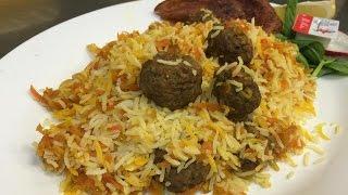 How To Make Persian Shirin Polo (Sweet Rice)
