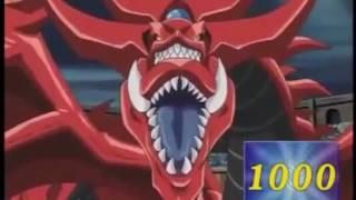 obelis el atormentador vs slifer el dragon celestial