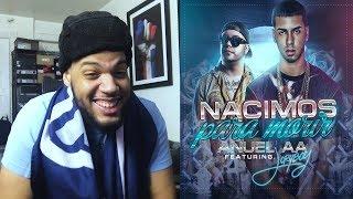 Anuel - Nacimos Pa Morir (Official Video) ft. Jory - Nacimos para morir reaccion