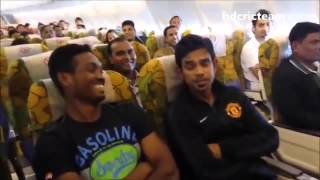 vlc record 2016 01 04 22h13m29s Very Funny Video by Bangladesh Cricket Team mp4