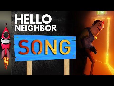 Hello Neighbor OFFICIAL SONG