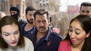 Tiger Zinda Hai | Official Trailer | Salman Khan | Katrina Kaif Reaction Video
