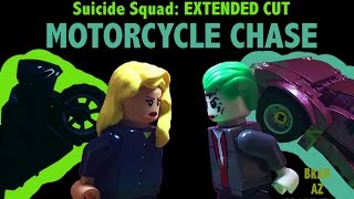 LEGO Suicide Squad: Extended Cut - Motorcycle Chase