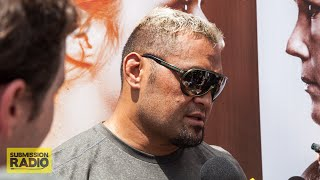 UFC 193: Mark Hunt on Bigfoot, Cro Cop, how much longer he'll fight for