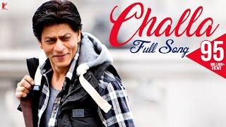 Challa - Full Song | Jab Tak Hai Jaan | Shah Rukh Khan | Katrina Kaif | Rabbi
