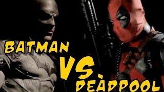Deadpool VS Batman - Türkçe Seslendirme