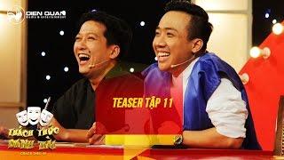 Thách thức danh hài 3   teaser tập 11: bất ngờ với quyết định của hot boy bán trà sữa