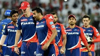 Gujarat beat Delhi Daredevils by 1 run, despite Chris Morris innings
