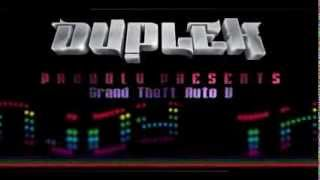 DUPLEX Cracktro - GTAV PS3