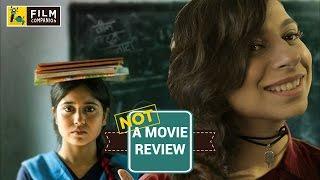 Haraamkhor | Not A Movie Review | Sucharita Tyagi