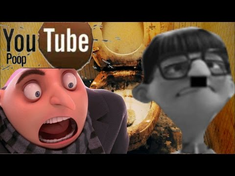 YouTube Poop Despicable Meme Gru s constipated