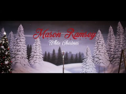 Mason Ramsey - White Christmas [Official Music Video]