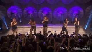 Mariah Carey Medley/ Like Mariah - Fifth Harmony (LIVE at Boston) (HD)