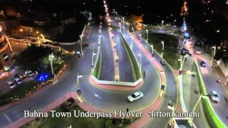 Bahria Town Underpass & Flyover 2.2.2016..By Syed Irfan Zuberi