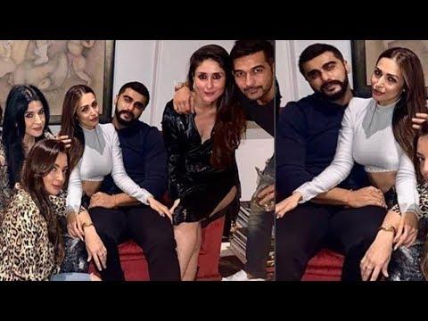 Xxx Mp4 Malaika Arora Amp Arjun Kapoor Together Doing Party With Kareena Kapoor Amp Saif Ali Khan 3gp Sex